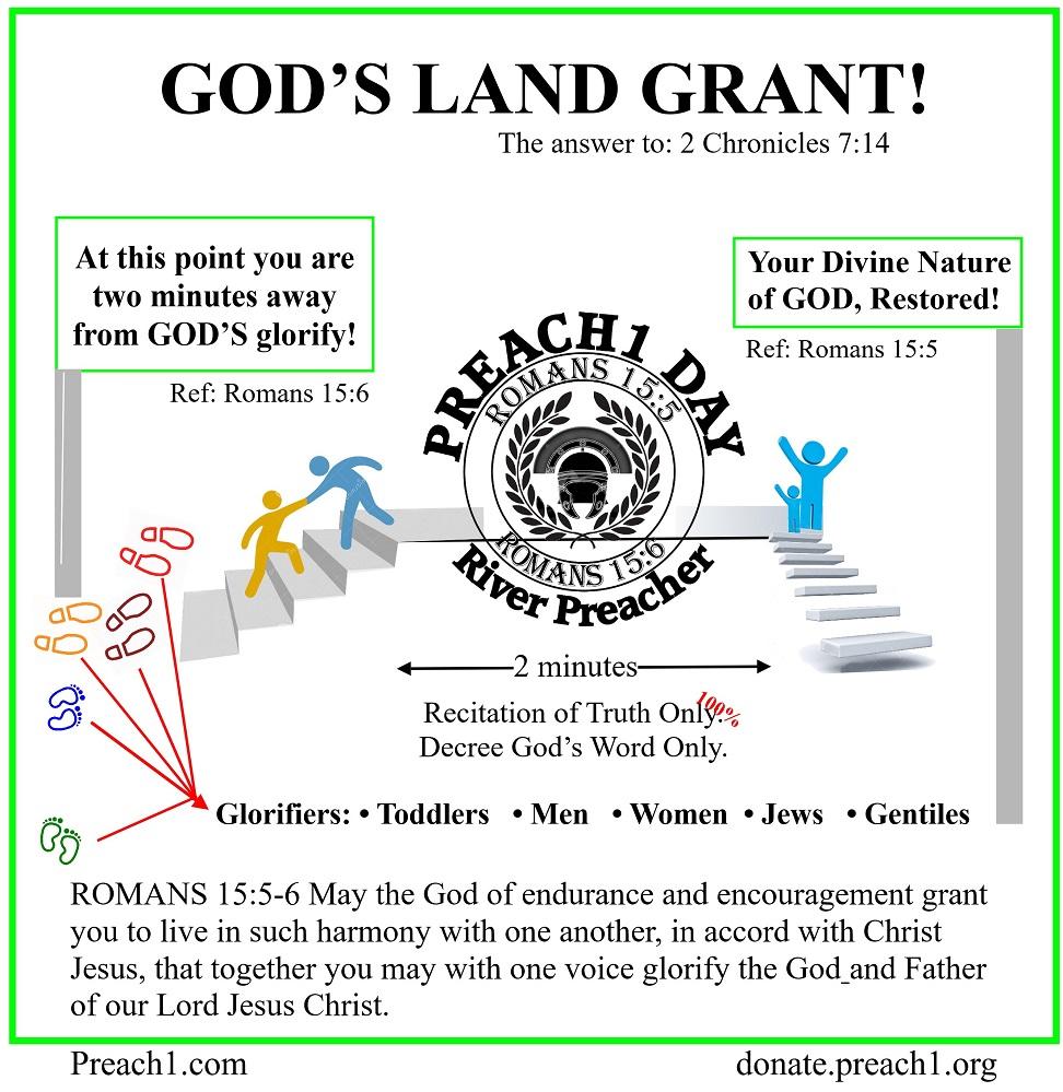 Glorify God size
